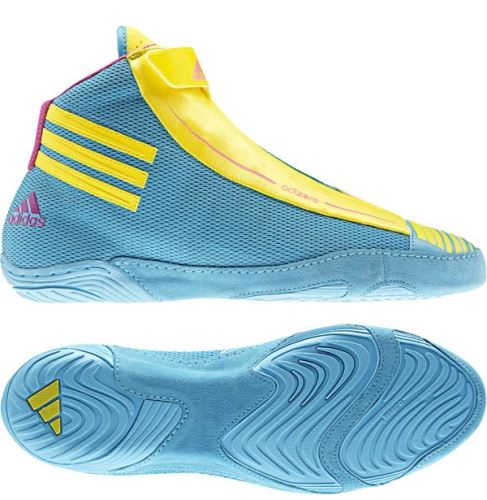 Zápasnické boty adidas Adizero Sydney žlutá
