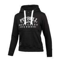 Dámská mikina Pitbull West Coast Oldschool černá