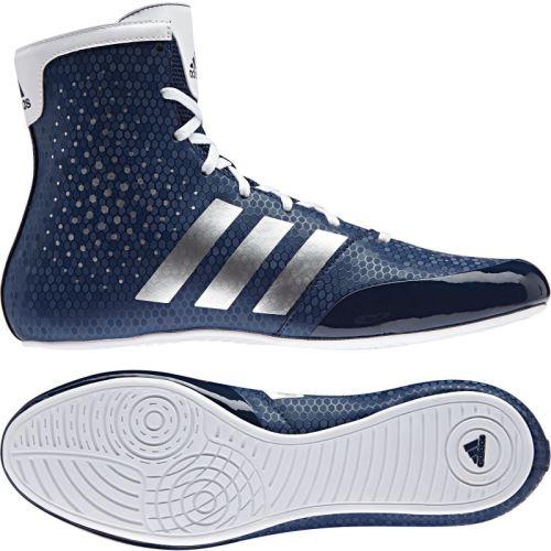 Boxerské boty Adidas K.O. Legend 16.2 modrá