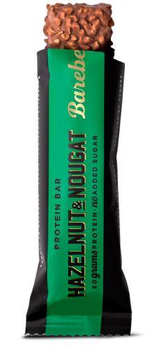 Barebells Protein Bar 55 g - lískový oříšek/nugát