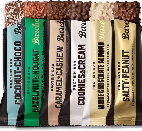 Barebells Protein Bar 55 g mix