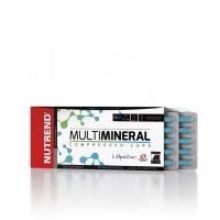 Nutrend Multimineral Compressed caps 60 kapslí 2