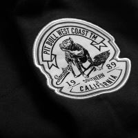 Mikina Pitbull West Coast California černá