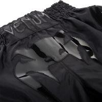 Thajské šortky VENUM Bangkok matná černá