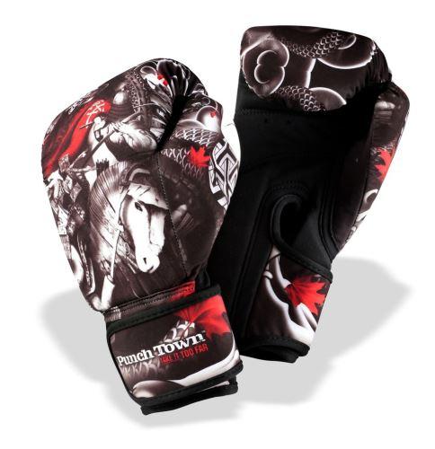 Boxerské rukavice Punchtown ONI BATTLE WASHABLE