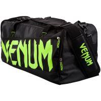 Sportovní taška VENUM Sparring černo-Neo žlutá