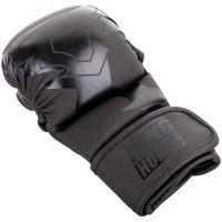 MMA rukavice Ringhorns Charger Sparring matná černá 2