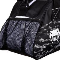Sportovní taška VENUM Camoline černo-bílá 3