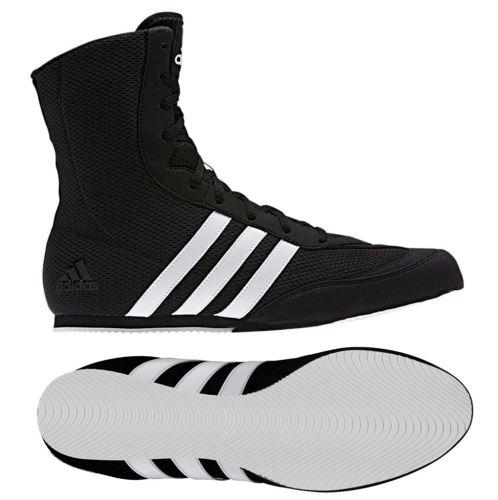 Boxerské boty Adidas Box Hog 2 černá