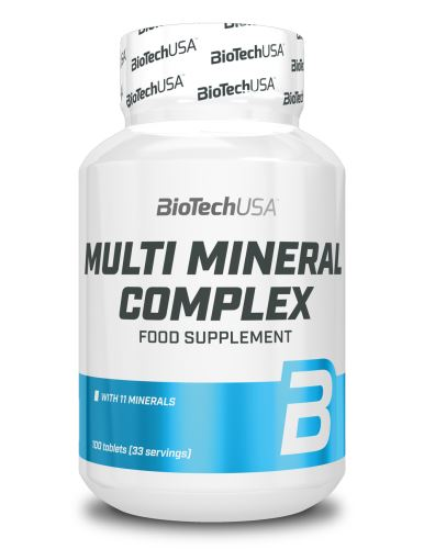 BioTech USA MultiMineral Complex 100 tablet