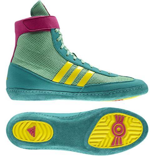 adidas combat speed 4 zelena