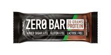 BioTech USA Zero Bar 50g - čokoláda+oříšek