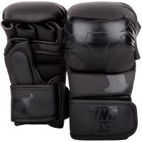 MMA rukavice Ringhorns Charger Sparring matná černá