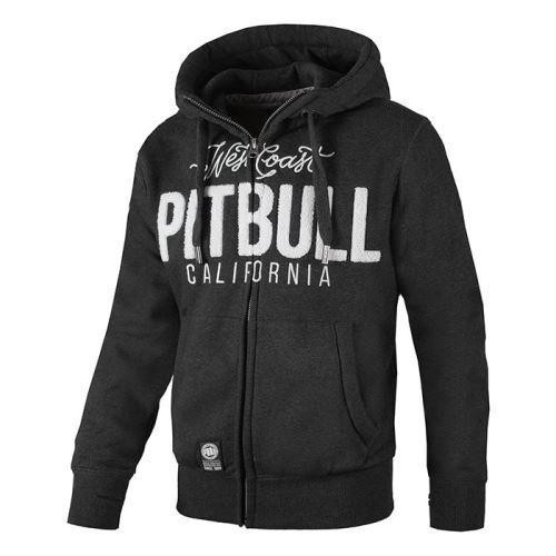 Mikina Pitbull West Coast California šedá