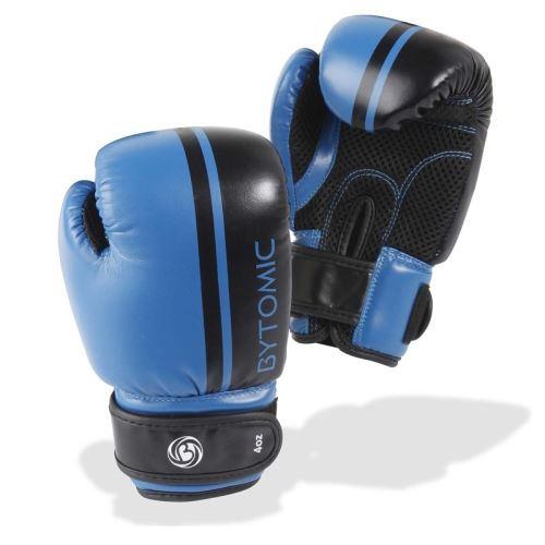 Dětské boxerské rukavice Bytomic 4oz modro-černá