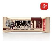Nutrend Premium Protein 50 bar 50g cookies-cream