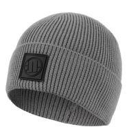 Zimní čepice Pitbull West Coast Beanie New logo šedá