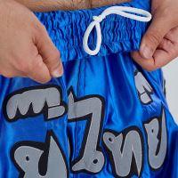 Thajské šortky dětské Blitz modrá 2