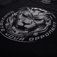 Tričko Venum Bloody Roar šedá 5