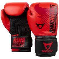 Boxerské rukavice RingHorns Charger MX červeno-černá 2