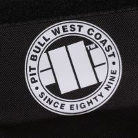 Peněženka Pitbull West Coast Logo 16 černo-bílá 5