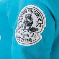 Dámská mikina Pitbull West Coast California azurová 4
