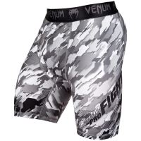 Kompresní šortky VENUM Tecmo černo-bílá
