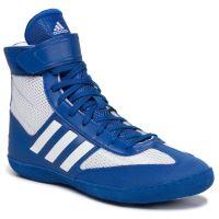 Zápasnické boty Adidas Combat Speed 5 modro-bílá
