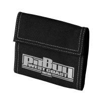 Peněženka Pitbull West Coast Boxing černo-šedá