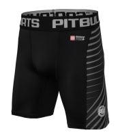 Kompresní šortky Pitbull West Coast Performance černá
