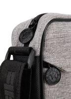 Pánská taška přes rameno Pitbull West Coast SINCE 1989 šedo-černá 5