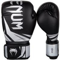 Boxerské rukavice Venum Challenger 3.0 černo-stříbrné