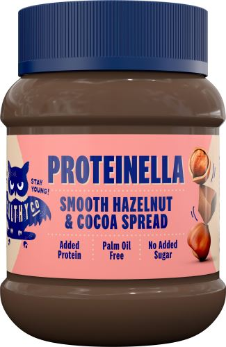 HealthyCo Proteinella 400g - čokoláda/lískový oříšek