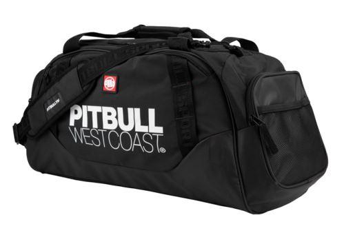 Sportovní taška Pitbull West Coast TNT černá