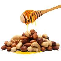 Pečené ořechy v medu 200g