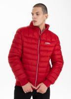 Zimní bunda Pitbull West Coast Granger červená