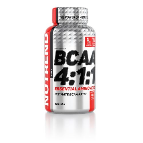 Nutrend BCAA, 100 tablet