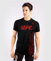 Pánské tričko UFC Venum Authentic Fight Week černá