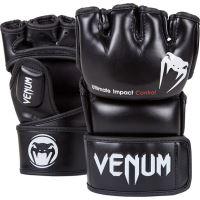 MMA rukavice Venum Impact, černá