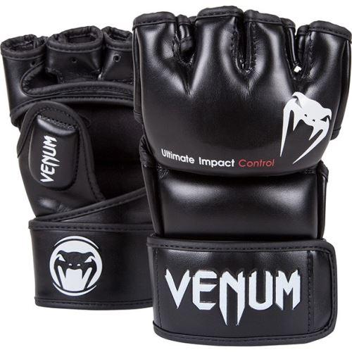 MMA rukavice Venum Impact černá