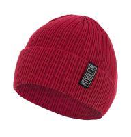 Zimní pletená čepice Pitbull West Coast Silvas červená