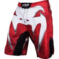 MMA šortky Venum Amazonia 4.0 červená