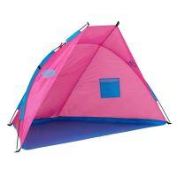 Plážový stan NILS Camp NC3039, růžový