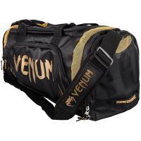 Sportovní taška Venum Trainer Lite černo-zlatá
