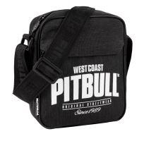 Pánská taška přes rameno Pitbull West Coast SINCE 1989 černá