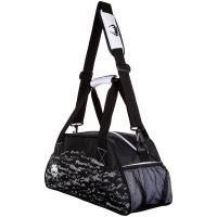 Sportovní taška VENUM Camoline černo-bílá 2