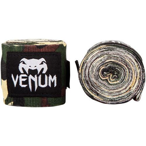 Bandáže VENUM 2,5m maskáč