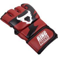 MMA rukavice Ringhorns Charger červená 2