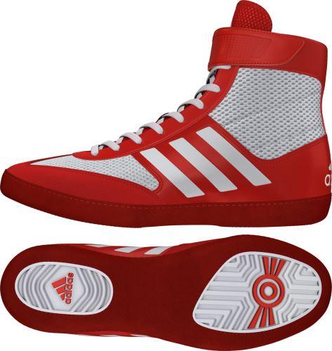 Zápasnické boty adidas Combat Speed 5 červená