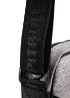 Pánská taška přes rameno Pitbull West Coast SINCE 1989 šedo-černá 6